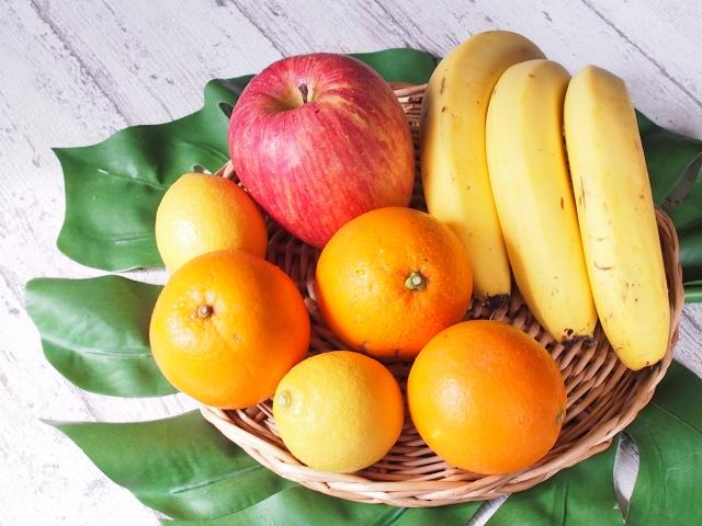 抗酸化作用のある果物